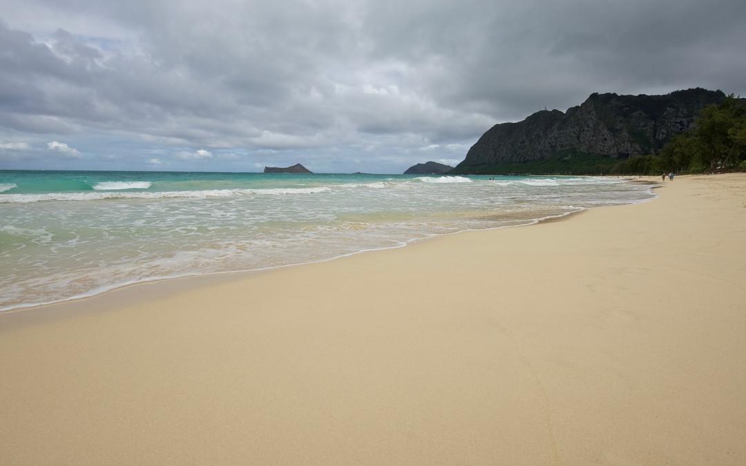 Hawaii, O'ahu, the capital island