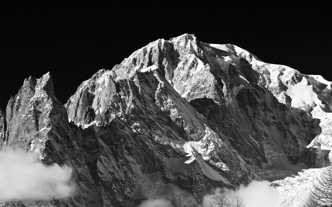 Mont Blanc, the Giant of the Alps